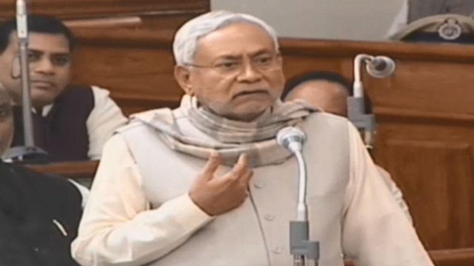 सीएम नीतीश कुमार ने माना बिहार में बढ़ा है अपराध, लेकिन घट गए कई मामले