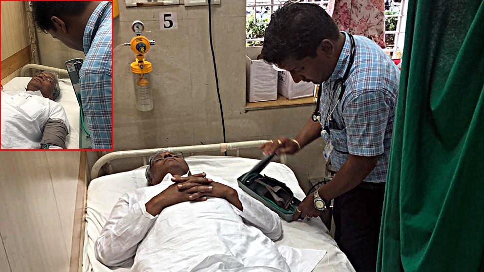 मुंबई में इलाज करवा रहे कांग्रेस MLA श्रीमंत पाटिल ने कहा, 'रिकवर होते ही बेंगलुरू लौट आऊंगा'