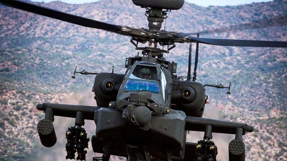 अपाचे अटैक हेलीकॉप्टर का इंतज़ार ख़त्म, इसी महीने हिंडन एयरबेस पहुंचेगी पहली खेप