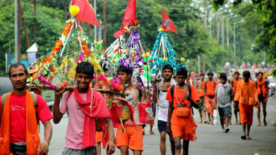 कांवड़ यात्रा 2019: 22 जुलाई से रूट होंगे डाटवर्ट, जानें कैसा जाएंगे दिल्ली टू हरिद्वार