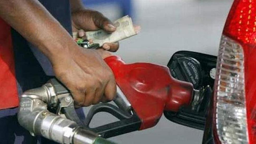पेट्रोल में लगातार दूसरे दिन राहत, डीजल की कीमत 8 दिन से स्थिर