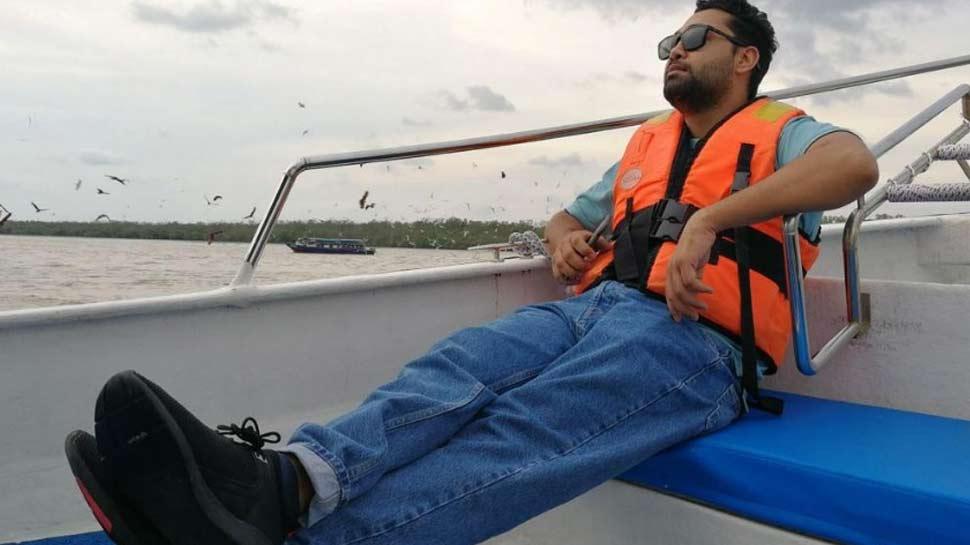 डिजिटल प्लेटफॉर्म ने दिलाई आमिर सईद को पहचान, मनोरंजन जगत में कमाया नाम