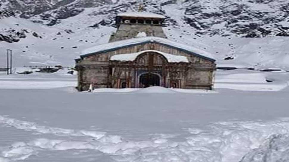 snowfall, Kedarnath, global warming,