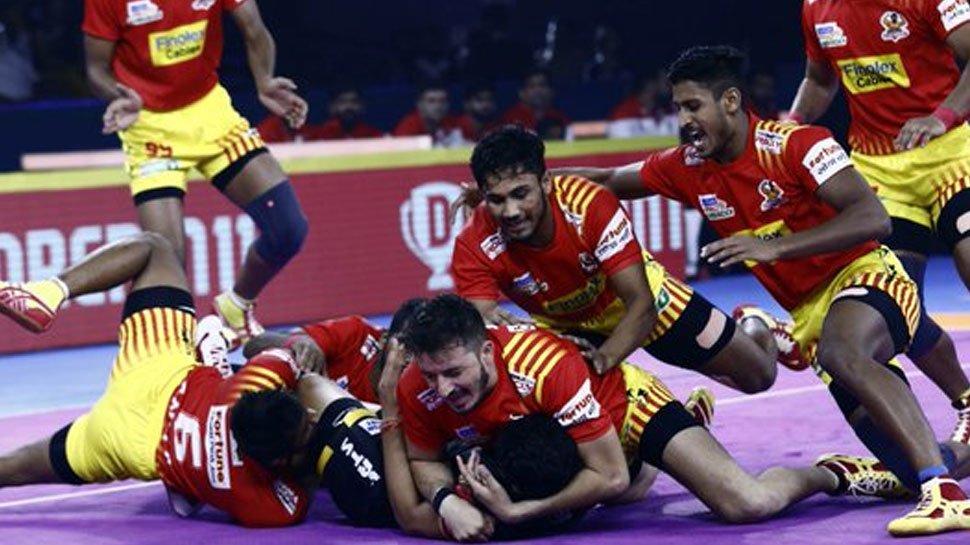 PKL 2019: गुजरात ने पिछली खिताबी हार का लिया बदला, बेंगलुरू को दी एकतरफा मात