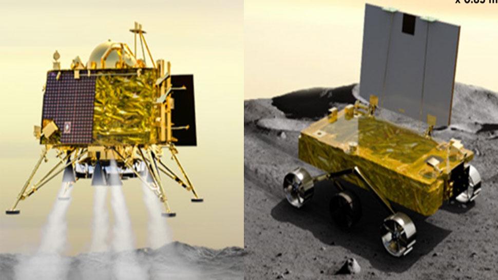 चंद्रयान-2 के साथ चांद पर गए 'विक्रम' और 'प्रज्ञान' को भी जान लीजिए आप