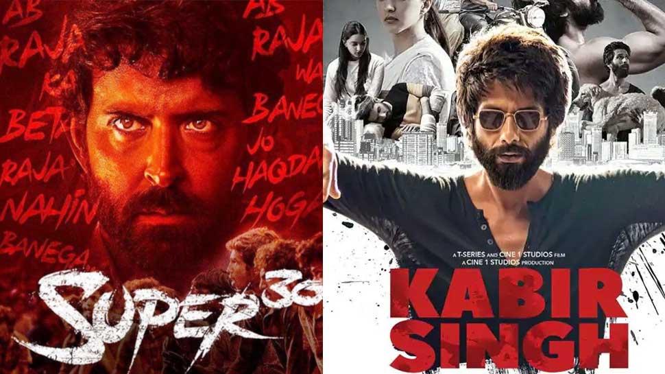 इधर 'सुपर 30' ने छुआ 100 करोड़ का आंकड़ा, उधर 'कबीर सिंह' एक और इतिहास रचने को तैयार