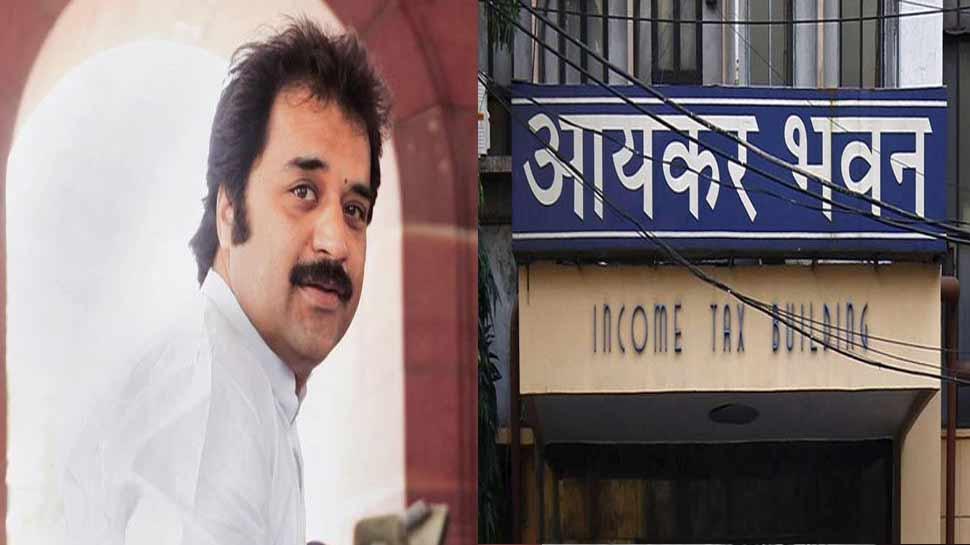 हरियाणा : वरिष्ठ कांग्रेस नेता कुलदीप बिश्नोई के 6 ठिकानों पर इनकम टैक्स की छापेमारी
