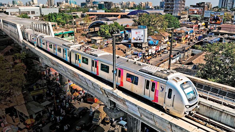 महाराष्ट्र सरकार ने मुंबई में मेट्रो के 3 नए प्रोजेक्ट को दी मंजूरी