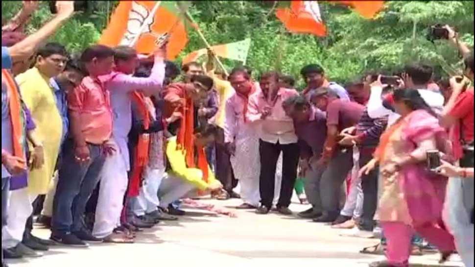 गुजरातः जूनागढ़ महानगरपालिका में कांग्रेस का सूपड़ा साफ, बीजेपी ने जीती 59 में से 54 सीटें