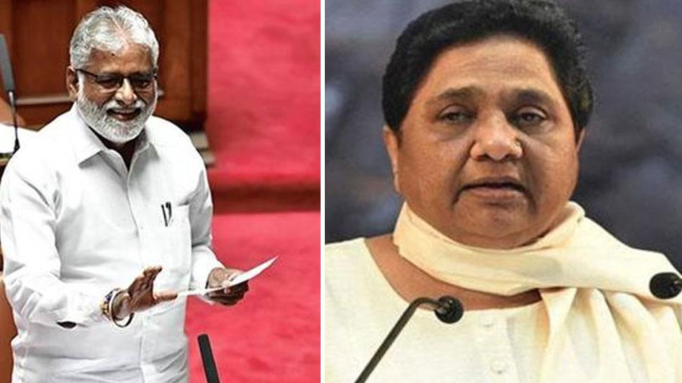 कुमारस्वामी सरकार गिरी,  BSP ने अपने इकलौते विधायक को पार्टी से किया निष्कासित