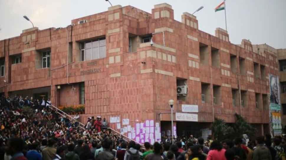 JNU में रैगिंग: स्टूडेंट से पूछा बिहारी हो, कहा हां तो दी गालियां, करवाई उठक-बैठक