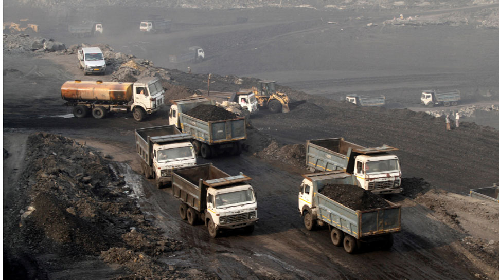ओडिशा के एमसीएल कोयला खदान में 4 मजदूरों के फंसे होने की आशंका