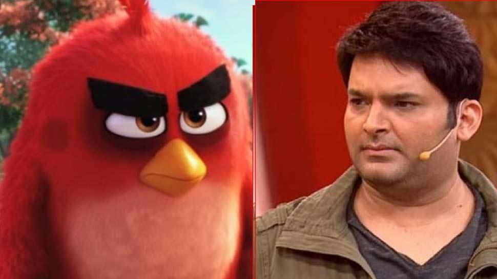 Confirm: 'एंग्री बर्ड' के Red को आवाज देंगे कपिल शर्मा, हिंदी वर्जन में हुई एंट्री
