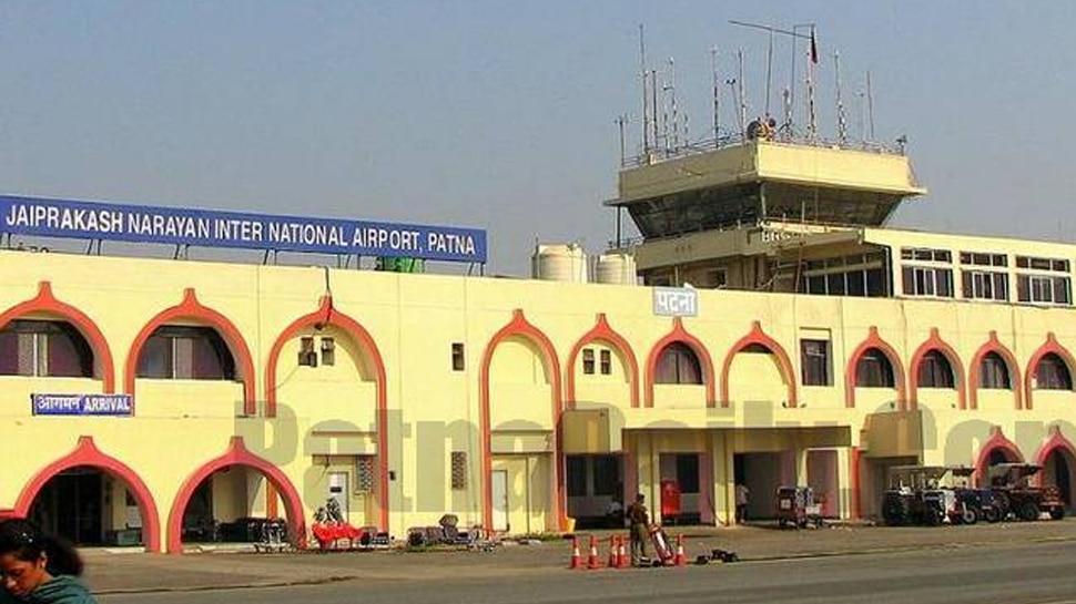 पटना एयरपोर्ट पर देसी कट्टा मिलने से हड़कंप, दिल्ली जाने की तैयारी में था युवक