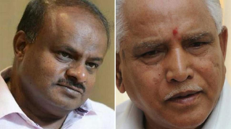 नहीं सुलझी कर्नाटक की राजनीतिक गुत्थी, राष्ट्रपति शासन लागू होने के संकेत