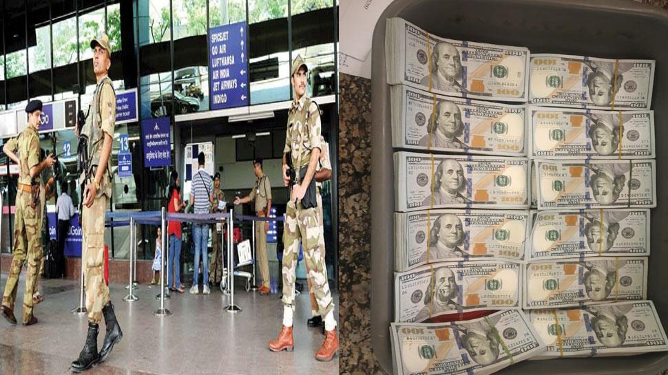 मुंबई एयरपोर्ट: करोड़ों के अमेरिकी डॉलर लेकर बैंकाक जाने की कोशिश में थी विदेशी युवती और फिर...