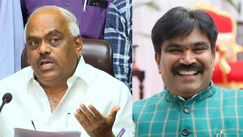 कर्नाटक स्पीकर ने इस वजह से निर्दलीय विधायक आर शंकर को दिया अयोग्य करार