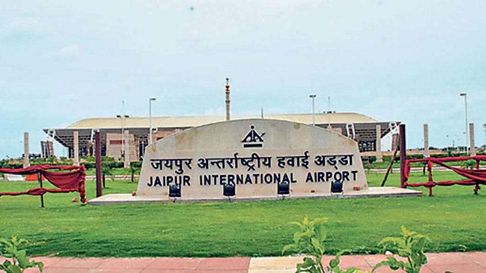 जयपुर एयरपोर्ट के नए टर्मिनल का करना होगा इंतजार, रोका गया निर्माण कार्य