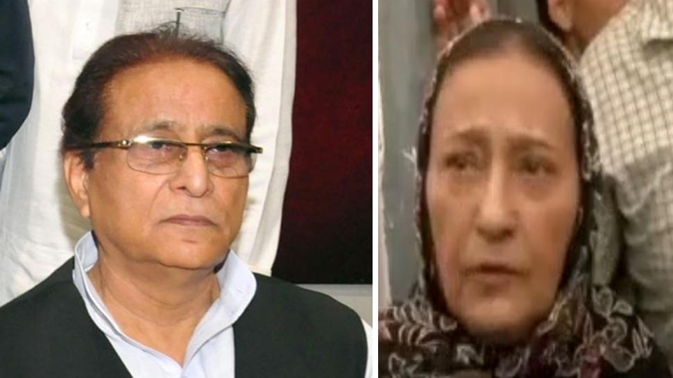 आज़म ख़ान की पत्नी तंज़ीम फ़ातिमा का बड़ा बयान- 'माफ़ी नहीं मांगेंगे आज़म'