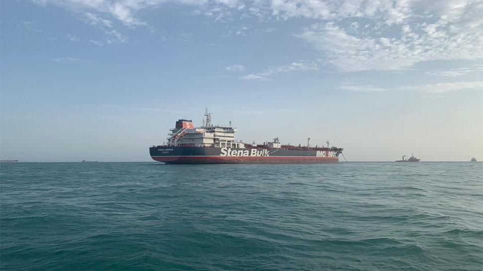 ईरान ने जब्त टैंकर के 9 भारतीय कर्मियों को रिहा किया, 45 अभी भी हिरासत में