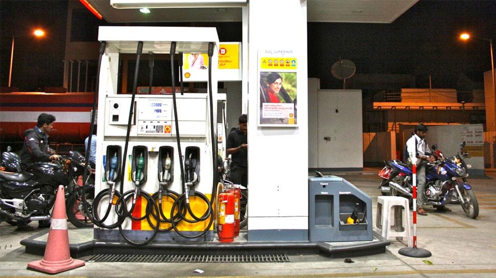 लगातार तीसरे दिन टूटे पेट्रोल के रेट, डीजल में कोई बदलाव नहीं