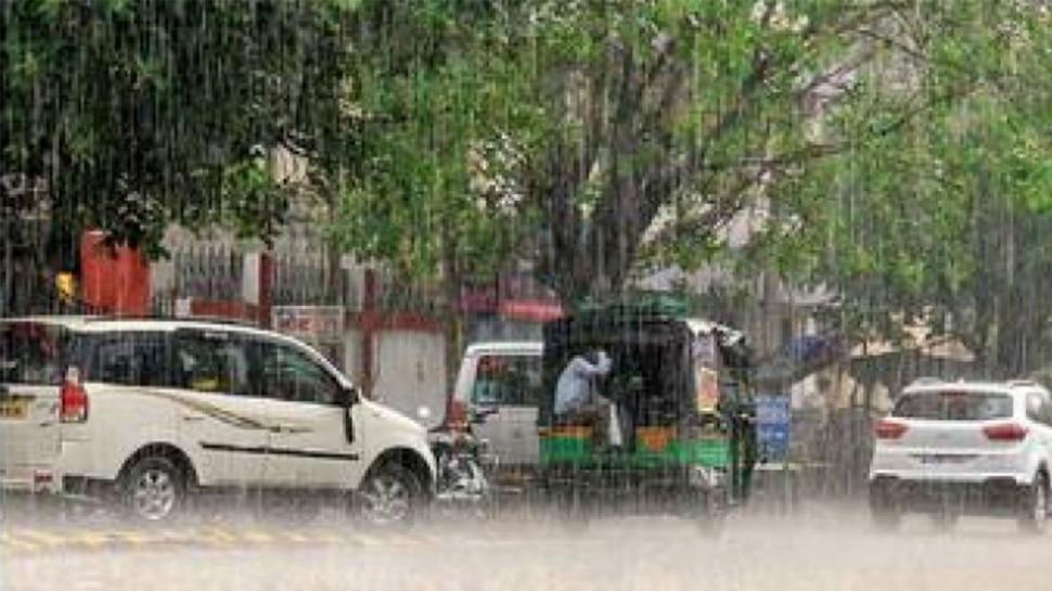 बिहार में बारिश से तापमान में गिरावट दर्ज, पटना का में पार 26.6 डिग्री सेल्सियस तक पहुंचा
