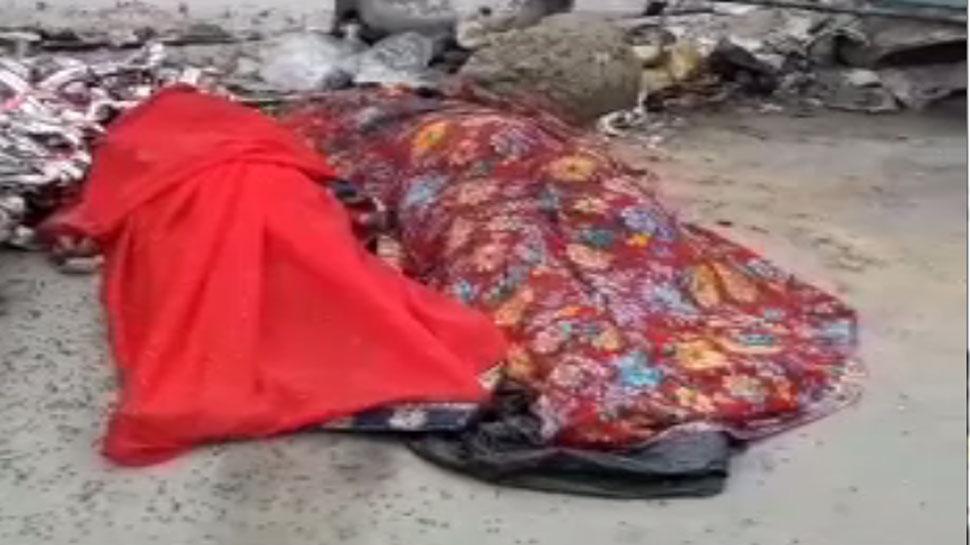 बिहारः महिला अपनी बेटी के साथ आई थी बहन के घर, रेलवे ट्रैक पर चली गई जान