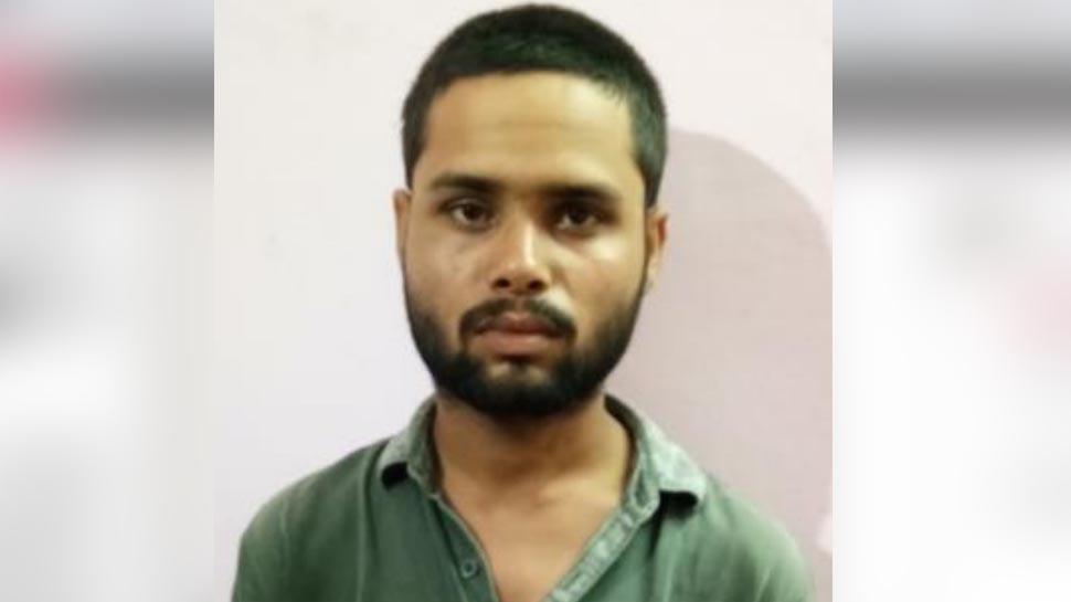 25 हजार का इनामी अपराधी गिरफ्तार, पाकिस्तानी हैंडलर के संपर्क में होने का आरोप