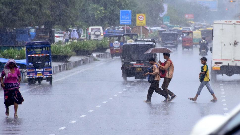 राजस्थान: भारी बारिश के चलते हुए हादसों में 12 की मौत, मौसम विभाग ने जारी की चेतावनी