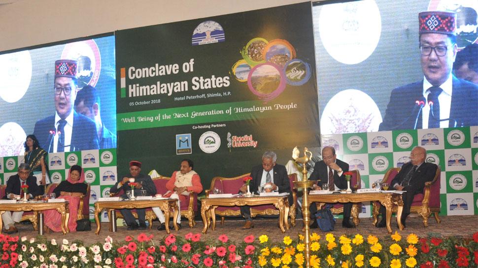 मसूरी में आज होगा हिमालयी राज्यों का सम्मेलन, शामिल होंगे सभी CM