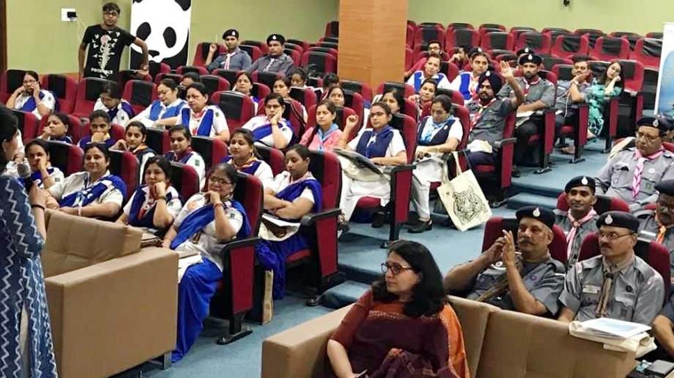 प्लास्टिक मुक्त भारत के लिए BSG ने कसी कमर, लोगों को जागरूक करेंगे वॉलंटियर्स