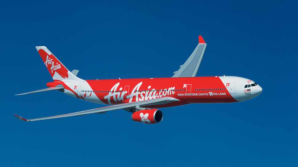 दिल्ली से रांची जा रही AirAsia की फ्लाइट हादसे का शिकार होने से बाल-बाल बची