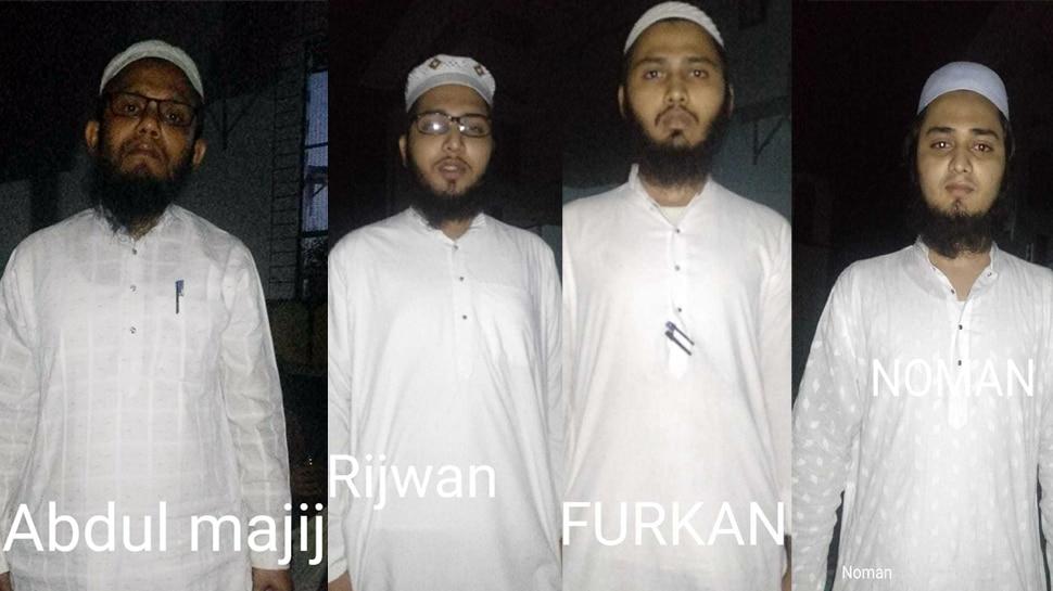 यूपी के मदरसे में 2 साल से क्या कर रहे थे ये 4 विदेशी? पुलिस ने 3 शिक्षकों को भी दबोचा