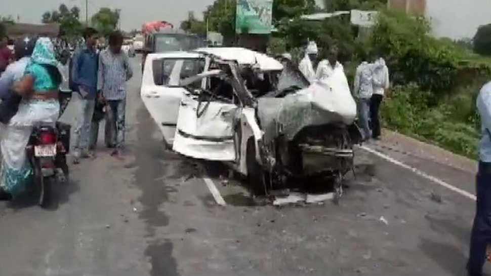 उन्नाव रेप पीड़िता के साथ सड़क हादसा, बीजेपी विधायक समेत 10 लोगों के खिलाफ हत्या की FIR