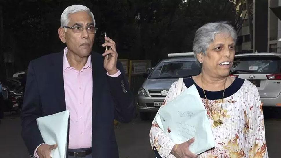 भारतीय क्रिकेट में सबकुछ ठीक नहीं, COA के बीच तनातनी; मीटिंग छोड़ चली गईं इडुल्जी