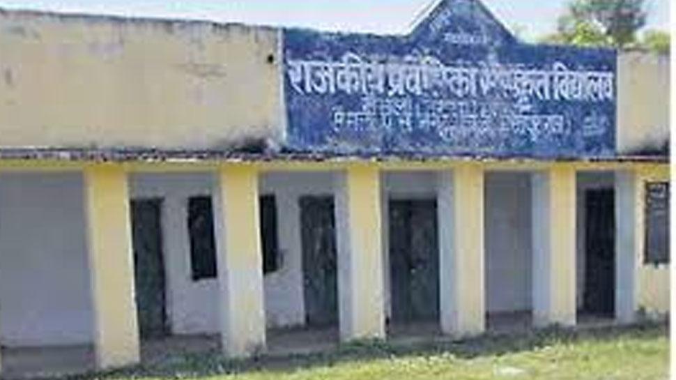 जयपुर: संस्कृत विद्यालय में शिक्षा हुई बदहाल, नामांकन को तरस रहा पदमपुरा स्कूल