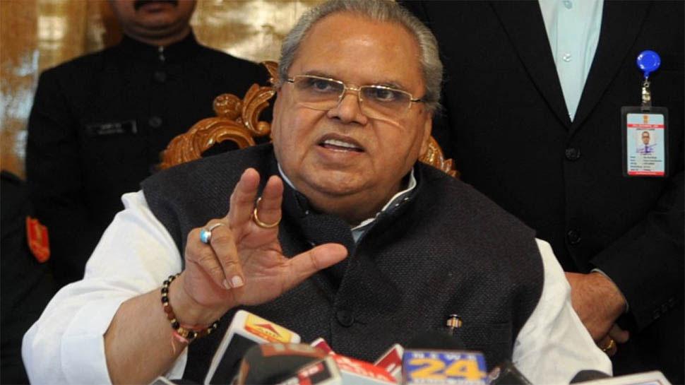 टुकड़े-टुकड़े गैंग को राज्यपाल सत्यपाल मलिक का करारा जवाब, पाकिस्तान जाना है तो जाओ...