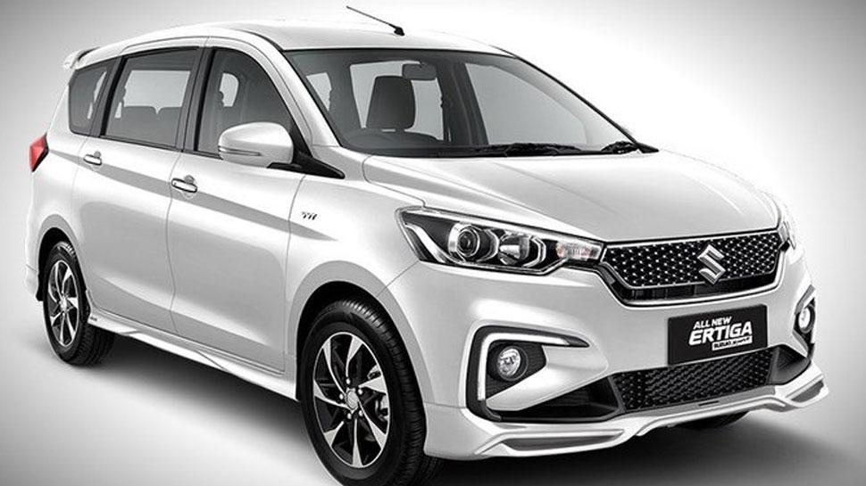 Maruti Suzuki ने लॉन्च की नई Ertiga, कीमत 7.54 लाख से शुरू