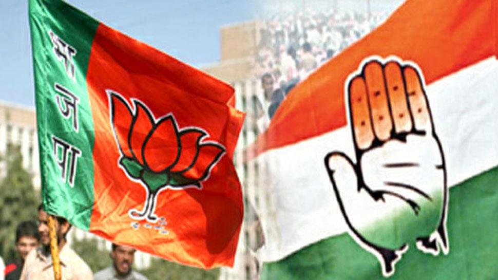 मध्य प्रदेश: BJP ने कांग्रेस पर लगाया विधायकों की खरीद-फरोख्त का आरोप