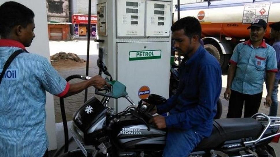 पेट्रोल के रेट में लगातार दूसरे दिन गिरावट, डीजल स्थिर, ये रहा आज का भाव