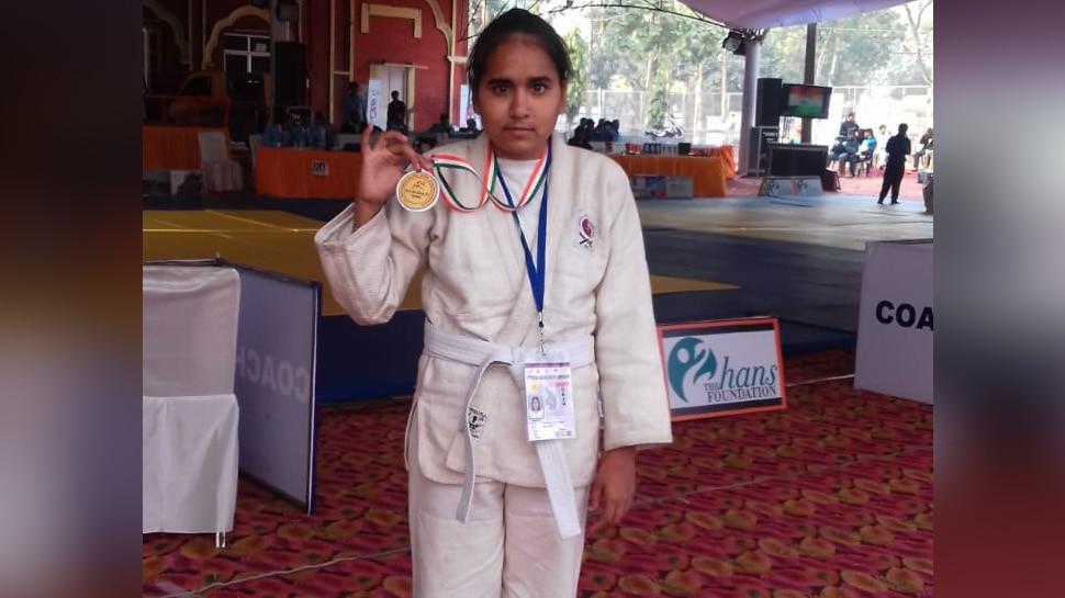 बचपन से नहीं हैं आखें, लेकिन जुनून ऐसा कि कॉमनवेल्थ जूडो चैंपियनशिप में भारत का प्रतिनिधितत्व करेंगी सरिता चौरे