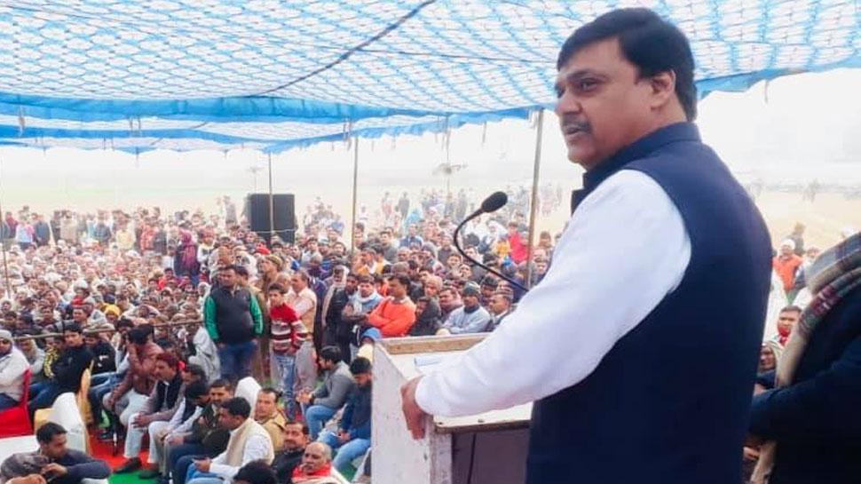 सपा सांसद सुरेंद्र नागर ने दिया राज्यसभा से इस्तीफा, बीजेपी में हो सकते हैं शामिल