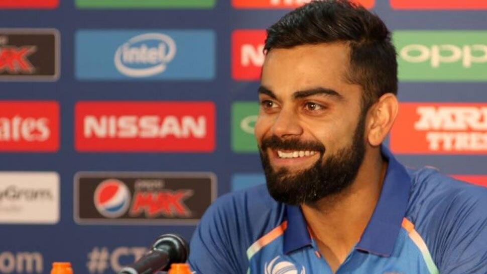 जब पत्रकार ने विराट कोहली से पूछा, 'अमेरिका में क्रिकेट की प्रोग्रेस कैसी है; मिला ये जवाब