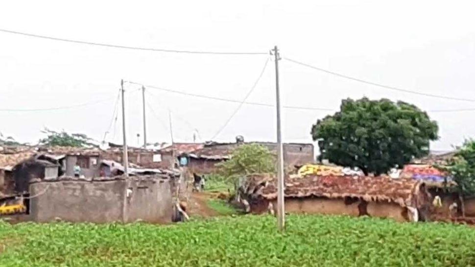Work of electricity started under Saubhagya Scheme