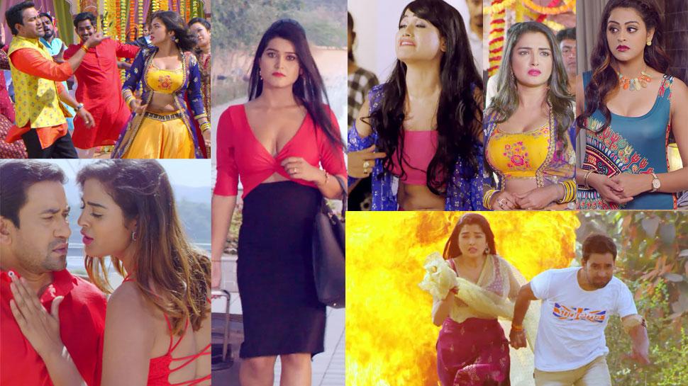 Bhojpuri Video: Watch Nirahua film Lallu ki Laila trailer