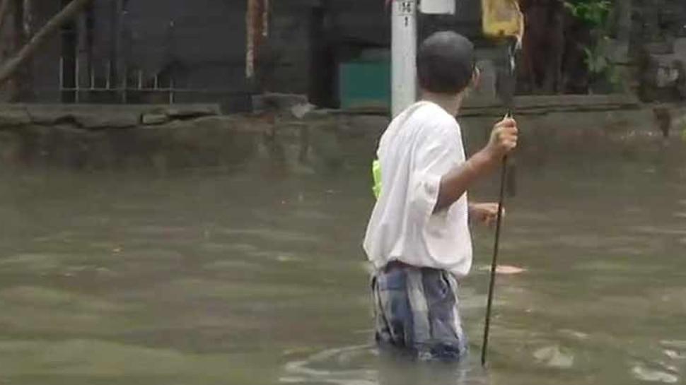 छत्तीसगढ़ः सुकमा में भारी बारिश से बिगड़े हालात, पानी में डूबे पुल और सड़कें