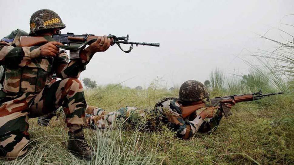 पाक के झूठ को भारतीय सेना ने नकारा, कहा-LoC पर सैन्य ठिकानों और घुसपैठियों पर की गोलीबारी