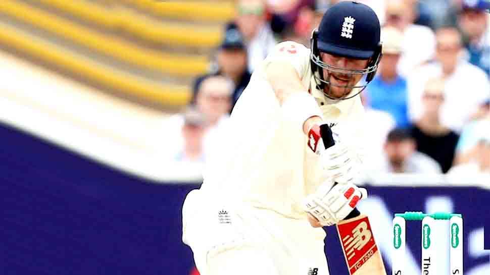 Ashes 2019: इंग्लैंड 374 रन पर ऑलआउट, बर्न्स ने खेली 133 रन की पारी
