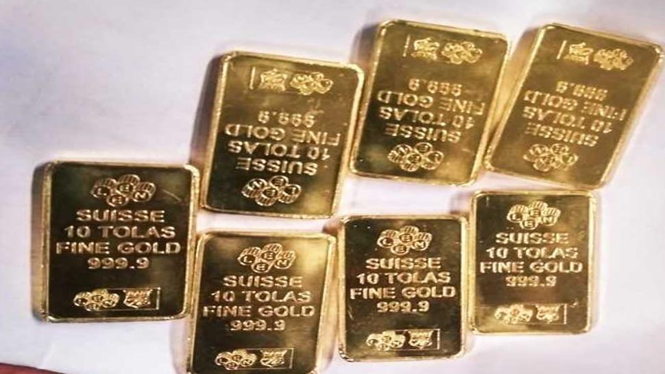 सऊदी अरब से भारत लाया था सोने के बिस्कुट, IGI एयरपोर्ट पर CISF ने दबोचा