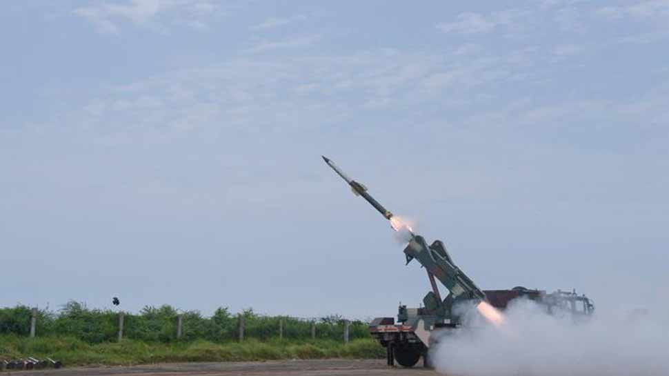 DRDO ने किया क्विक मिसाइल का सफल परीक्षण, सेना जमीन से आसमान में करेगी वार